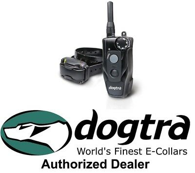 Dogtra 200C Rechargable Dog Training Collar 1/2 Mile Range for Dogs 10 lbs +