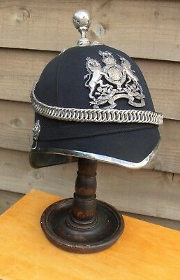 Edwardian - Officer's Royal Army Medical Corps - Home Service Helmet - Scottish