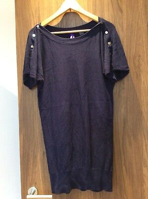 Seraphine Jumper Top Nursing And Maternity Size M