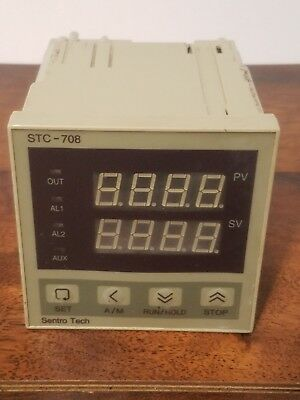 Sentro Tech Corp Stc-708 Digital Monitor From Working Furnace