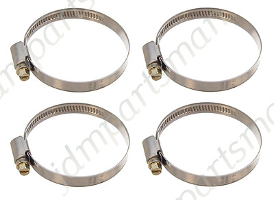 Narrow Band 9mm Steel Hose Clamp 12-20mm Made in Germany Pack of 4   HC12-20//9