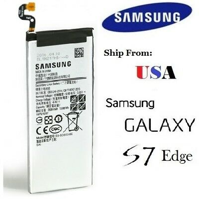OEM Genuine Battery 3600mAh for Samsung Galaxy S7 Edge EB-BG935ABE