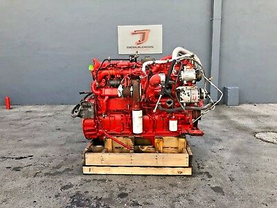 2013 CUMMINS ISX15-450 Diesel Engine, CPL 3719, 450HP out of