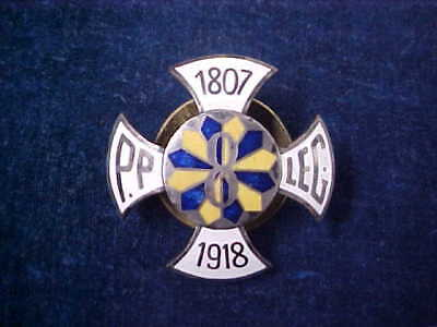 Vintage Polish / Poland Badge 8th Legion Infantry Regiment - Type II