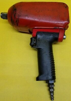 """Snap-On Air Impact Heavy Duty Wrench 3/4"""" Drive Model MG1250 Pneumatic Used"""