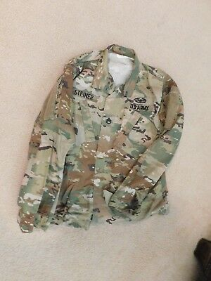 Us Army  Ocp Insect Repellent Top Coat Size Large -Regular