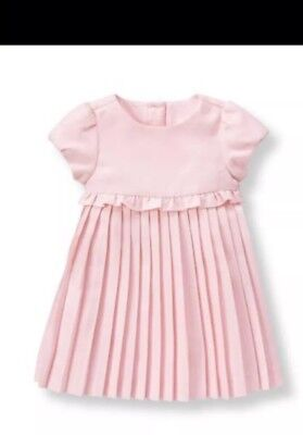 Beautiful Pleated Baby Girl Dress