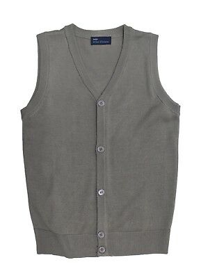 Boy's Cardigan Sweater Vest (Sv-200Boys