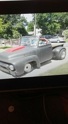 1953 Ford F-100  1953 ford truck