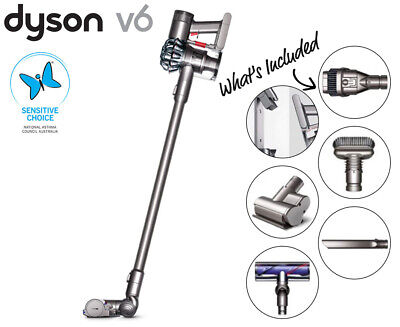 New Dyson V6 Animal Extra Cordless Handstick Vacuum Cleaner Model no 237774-01