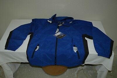 Venetian Hotel & Casino Lightweight Jacket with Hood, Size Large, New in Bag