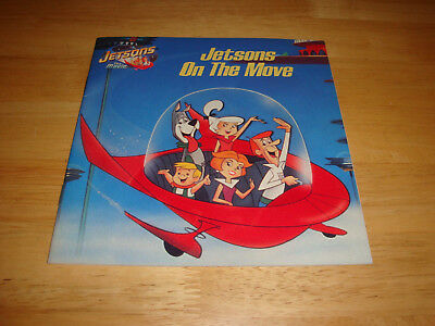 Jetsons On The Move Book - 1990