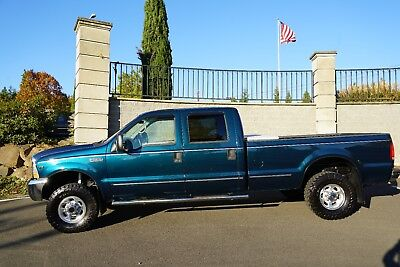 1999 Ford F-350 LARIAT 1999 FORD F-350 CREW CAB 4X4 LONG BED