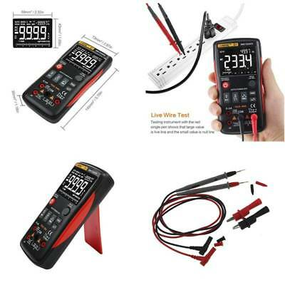 ANENG Q1 True-RMS Digital Multimeter Button 9999 Counts With Bar Analog Graph