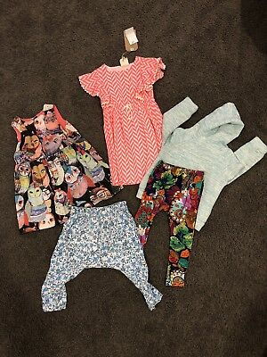 Hot Lot Of Girls Kids Clothes Designer sz 2-3