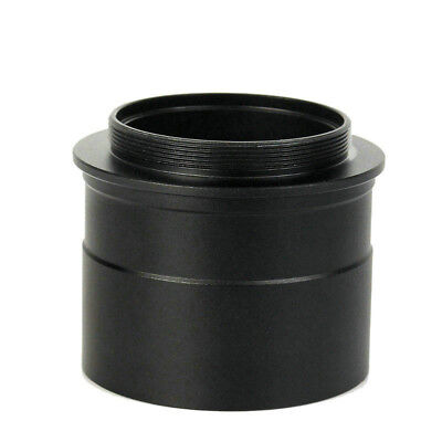 """Universal 2"""" To T2 M48*0.75 Adapter With Thread For Telescope Eyepiece New"""