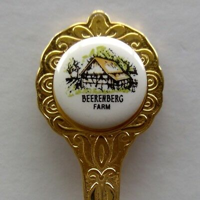 Beerenberg Farm Souvenir Spoon Teaspoon (T184)