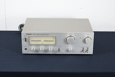 Teac BX-330 Integrated Amplifier -  Early 1980s - Made In Japan