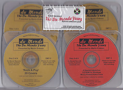 [Brand New] 4Cd: The Du Monde Years: Various Artists