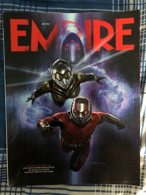 Empire Magazine - Ant Man -Subscriber Cover - July 2018