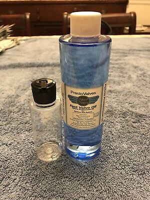 Speed Demon Blue Fast Valve Oil For Trumpet and Piston Valved Instruments