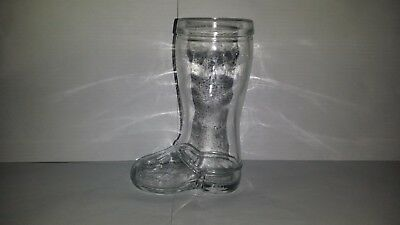 Collectable 15 cm Tall Boot Glass (no.4)