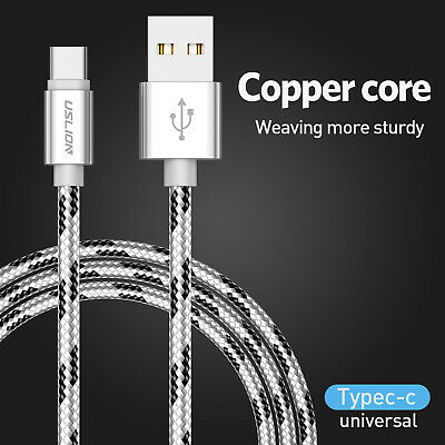 0.5m 1m 2m USB Type C Cable Quick Charge QC3.0 USB-C Charging Phone Data Cable