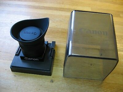 Canon Waist Level Finder FN-6X for F-1n