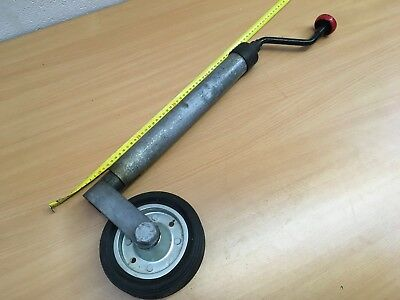 LARGE HEAVY DUTY JOCKEY WHEEL 48mm
