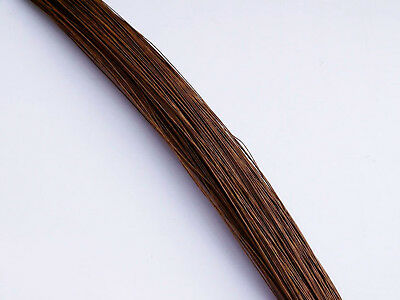 380Pcs Coffee Covered Florist Wire for Floristry/Crafts 24#