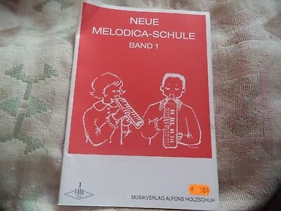 Noten Melodica Melodica-Schule Band 1 Holzschuh Verlag