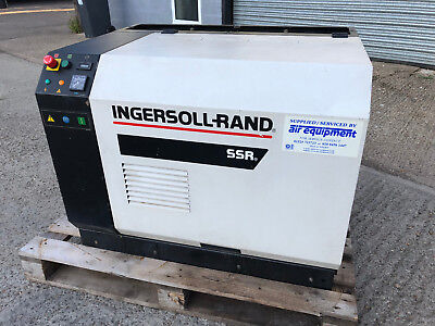 Ingersoll Rand SSR ML11 compressor   sold as spares or repair