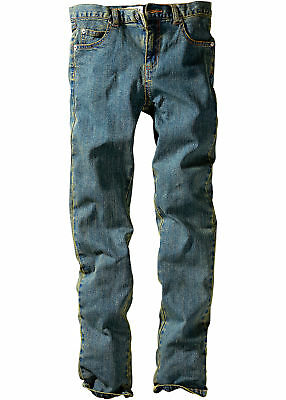 Slim-Fit-Jeans Gr. 158 Dirty Denim Jungenjeans Kindermode Hose Pants Neu