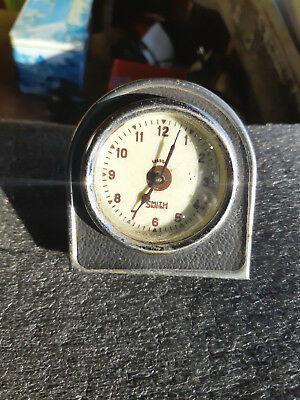 old vintage smiths car clock possible 60,s MINI