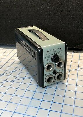 Bruel & Kjaer B&K 2803 Two Channel Power Supply, maybe for Microphone