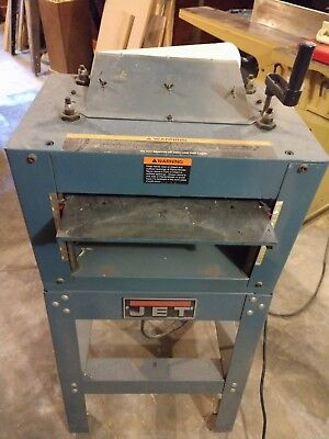 Planer/Molder Jet JPM-13 708526 1.5HP with spare blade set