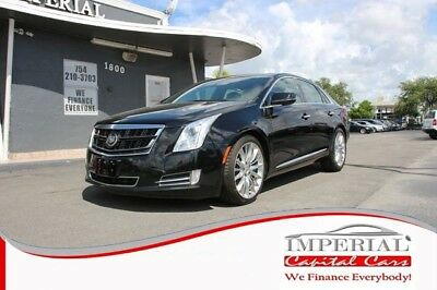 2014 XTS Vsport Platinum Collection Sedan 4D BLACK Cadillac XTS with 92,948 Miles available now!