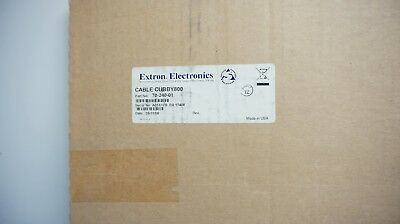 Extron Cable Cubby 800 Router Guide (70-240-01) (C18A) New
