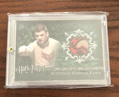 Harry Potter Krum Variant Costume Card C5 289/400