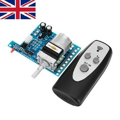 9V Infrared ALPS Remote Control Volume Control Board Potentiometer Pre AMP Motor