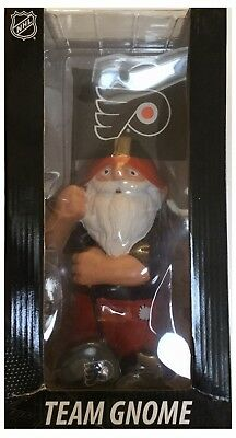 "Philadelphia Flyers NHL Ice Hockey 12"" Mascot Springy Flag Figure Gnome"