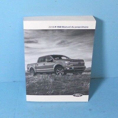 ford f-150 owners manual 2012
