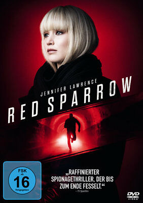 Red Sparrow (DVD) mit Verleihrecht