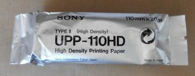 Sony UPP-110HD Thermo Transfer Papier Type II für UP 880 MD 895 LE MD 897 MD