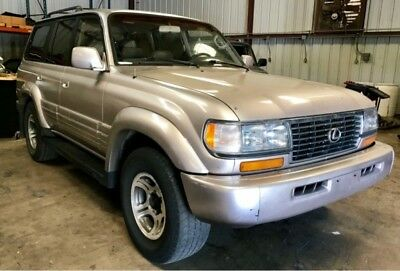 1997 LX  1997 Lexus LX 450 Triple Locked FZJ80 Landcruiser