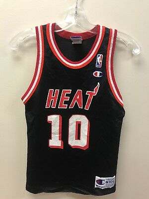b53e97749fa ... cheap vintage tim hardaway miami heat nba champion jersey size youth m  10 12 b3a73 9a38c