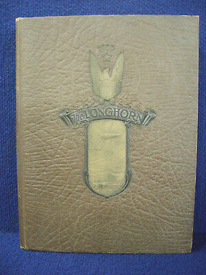 Texas  A&M Longhorn Yearbook, 1929, Agricultural And Mechanical College Of Texas