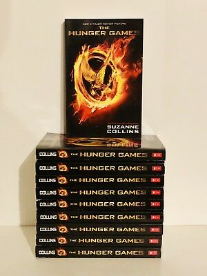 *NEW* Lot of 10 - THE HUNGER GAMES - Suzanne Collins -Guided Reading Class Set
