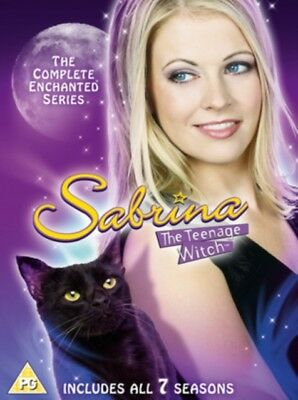 Sabrina the Teenage Witch: The Complete Enchanted Collection (DVD BOX SET) *NEW*