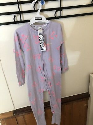 Bonds Purple/Pink Unicorn Zippy Sz 3 BNWT